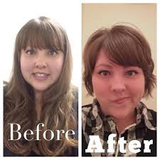 cute short haircuts for plus size girls does short hair make your face look fat best short hair styles