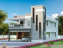 square feet contemporary modern home kerala design and idolza
