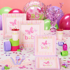 Interior Design View Baby Shower Decorations Butterfly Theme