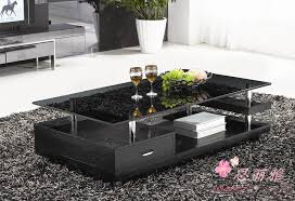 Tables For Living Room Living Room Living Room Glass Table Coffee Tables Decor Black