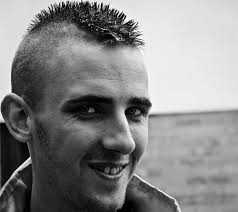 new age mohawk hairstyle 25 fabulous short hairstyles for guys creativefan