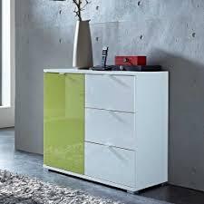 designer kommoden design kommode in grün hochglanz weiß kommoden interieur tips