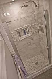 tile in shower stall maax insight 34 1 2 in to 36 1 2 in w