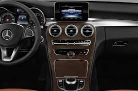 mercedes digital dashboard 2017 mercedes benz c class reviews and rating motor trend