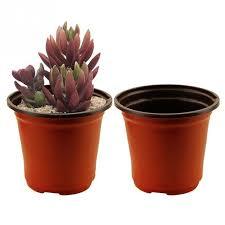 vasi in plastica da esterno 5 pz lotto doppio colore di plastica da giardino vaso di fiori 9