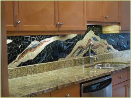 Unique Backsplash For Kitchen by Kitchen Unique Kitchen Backsplash All Home Design Ideas Best