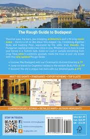 vienna rough guide the rough guide to budapest rough guides rough guides