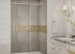 Glass Shower Door Handles Replacement by Shower Framed Glass Shower Door Impressive Glass Shower Door