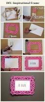 diy picture frames decor