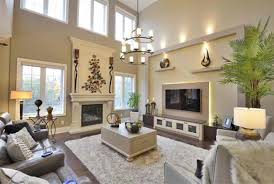 high ceiling family room design ideas view in gallery traditional