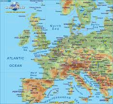 Map Of Italy And Greece by Map Of Central Europe Map In The Atlas Of The World World Atlas