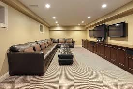 basement lighting ideas unfinished ceiling design photos interior