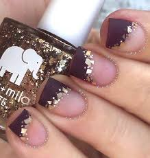 Nail Art Designs For New Years Eve 31 Snazzy New Year U0027s Eve Nail Designs Gold Glitter Nails