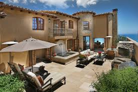 photos hgtv white spanish home comes with mediterranean courtyard