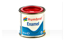 humbrol 50ml enamel paints available for next day delivery or