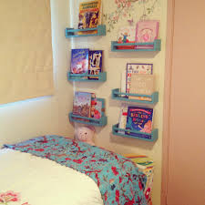 Small Kids Room Home Organization Bench With Storage And Floating Wood Kids Book