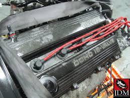 89 94 mazda 323 gt x familia bp t turbo dohc 1 8l engine u0026 manual