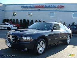 midnight blue dodge charger 2006 midnight blue pearl dodge charger sxt 91776927 gtcarlot