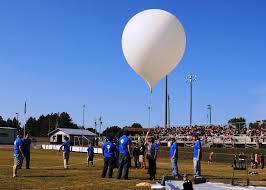 balloon delivery huntsville al middle schoolers help launch high altitude balloons al