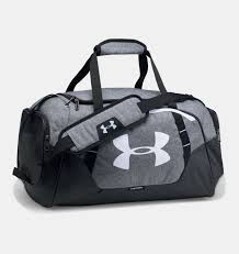 s ua undeniable 3 0 small duffle bag armour us