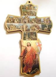 catholic crucifix catholic wood cross jesus resurrection crucifix