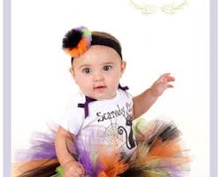 6 Month Halloween Costume Toddler Ghost Halloween Costume Ghost Tutu Halloween Costume