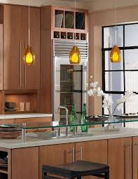 Kitchen Dome Light by Kitchen Decorating Using Clear Glass Kitchen Breakfast Bar Top