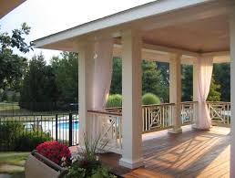 Outdoor Gazebo With Curtains by Home Design Outdoor Curtains For Screened Porch Breakfast Nook