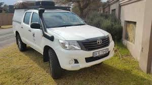 toyota trucks sa south africa 4 x 4 rentals toyota hilux double cab 4 x 4 4x4