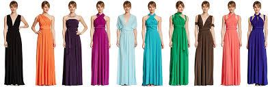 convertible bridesmaid dresses convertible wrap dress