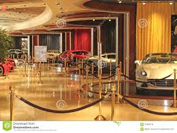ferrari dealership showroom entrance to a ferrari store editorial stock image image 57384224