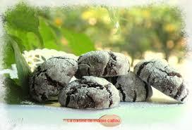cuisine de mamie chocolate crinkles la cuisine de mamie caillou biscuits
