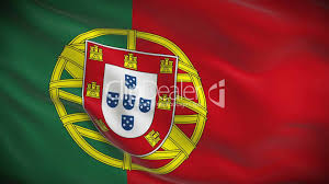Portugal Flag Hd Highly Detailed Portuguese Flag Ripples In The Wind Looped 3d