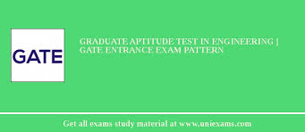 pattern of gate exam graduate aptitude test in engineering gate 2018 exam pattern pdf