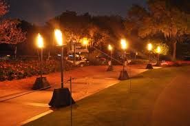 how to light a propane torch outdoor torchiere orlando event lighting orlando