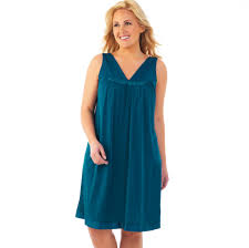 Women S Vanity Vanity Fair Women U0027s Sleeveless Nightgown Clothing Shoes