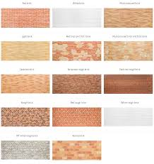 stone brick textured wall panels in stone brick wood or concrete finish