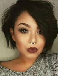 cute short haircuts for plus size girls frеѕh short hairstyles for plus size women hair style connections