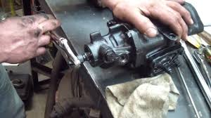 1995 2002 grand marquis or crown victoria steering gearbox