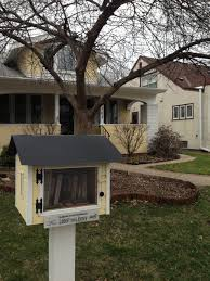 little free libraries a community network reporting from macalester