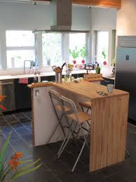 do it yourself kitchen island with seating 11 cool diy kitchen islands in various styles shelterness