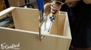 Diy Pc Desk Building A Computer Desk Diy Desk Pc 20 Steps With Pictures