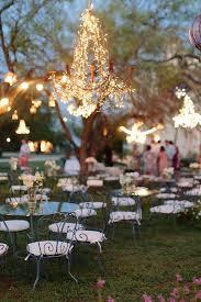 Backyard Wedding Reception Ideas Rustic Backyard Wedding Lights Decor Ideas Deer Pearl Flowers