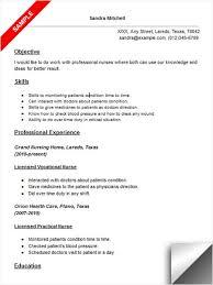 nursing student resume examples sample resume nursing student no