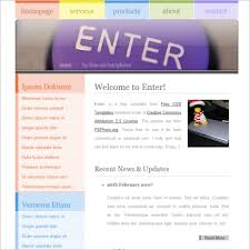 templates for website html free download enter free website templates in css html js format for free