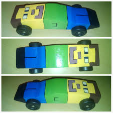 minecraft car steve mobile u2013 boys u0027 life magazine