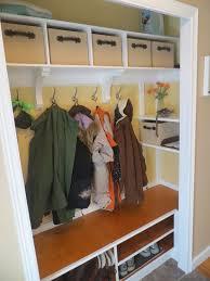 entryway organization ideas entryway closet ideas mudroom entry closet ideas coat closet