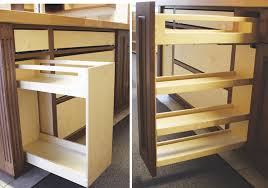 Kitchen Cabinet Sliding Organizers - kitchen design astonishing upper cabinet dimensions kitchen