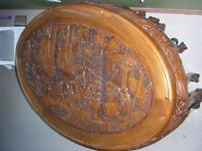 Carved Coffee Table Carved Coffee Table Ebay