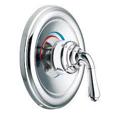 Moen Bathroom Shower Faucets by Shop Moen Bathtub Shower Handle At Lowes Com